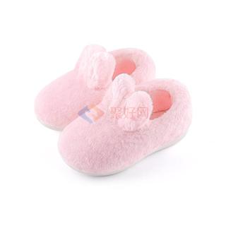 ABS/爱彼此 Maura软萌系列柔暖儿童暖靴-长耳兔