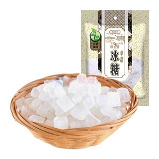 禾煜 单晶冰糖250g/袋 煲汤甜品冲调