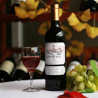 【直播专享】泸浮美乐2010干红葡萄酒12% 750ml*6瓶 居家必备
