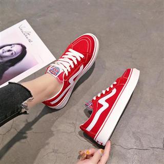 新款百搭韩版休闲鞋