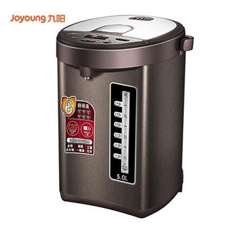 【限时特惠】九阳(Joyoung)电水壶 电热水瓶 5L热水壶 六段保温 全钢出水嘴 液晶显示屏JYK-50P02
