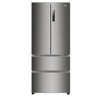 【限时特惠】海尔( Haier) 453升无霜变频四门冰箱 冷藏三档变温 新国标一级节能 双直开式抽屉 BCD-453WDVS