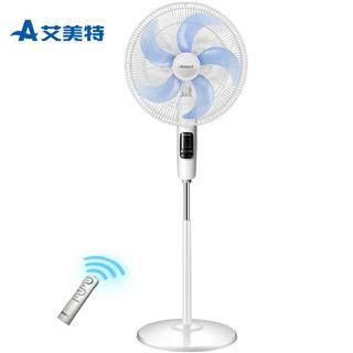 【限时特惠】艾美特(Airmate)家用电风扇 五叶遥控落地扇 柔风静音 FS40103R