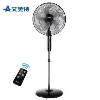 【限时特惠】艾美特(Airmate)家用五叶落地扇/电风扇 遥控静音 FSW52R