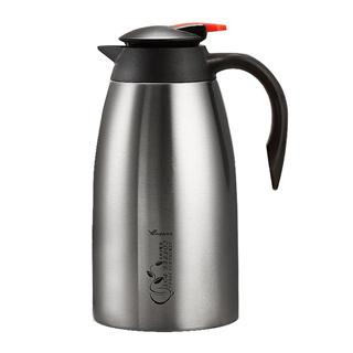 保温咖啡壶家用不锈钢保温水壶商用保温开水瓶子大容量续水壶
