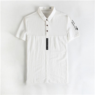 品牌剪标男士短袖polo丅2019夏季新款男装半袖POLO潮流上衣