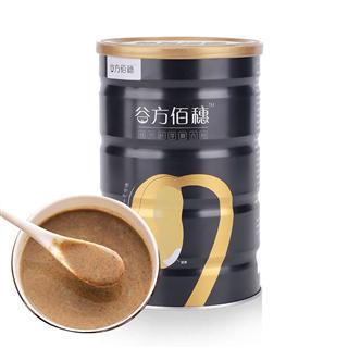 五谷食尚 谷方百穗胚芽复合粉 450g/罐 代餐粉营养谷物 辟谷素餐