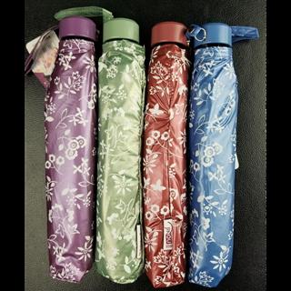 云朵花 娇花萦绕三折防晒伞 回馈特价119元三把