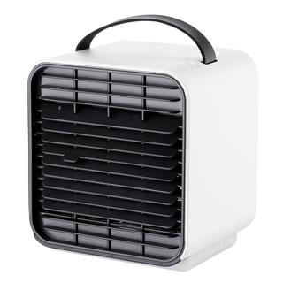 新款迷你负离子空调风扇床头小风扇空气净化夜灯迷你空调风扇