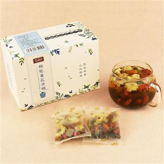 枸杞菊花茶决明子组合养生茶配方茶240g*2盒装