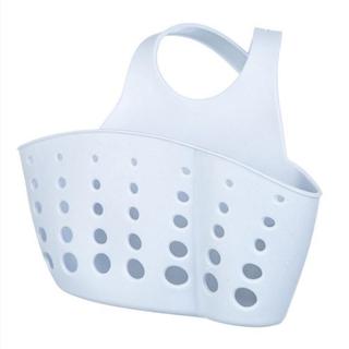 【四只装】可调节按扣式水槽收纳挂篮厨房置物架海绵沥水架