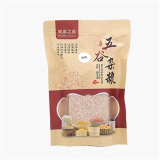 山野原粮五谷杂粮礼盒装2400g组合八宝粥米粗粮