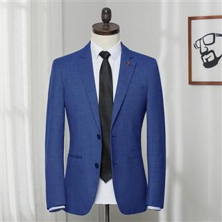 品牌剪标 西服外套 单件西服上衣 1E009A