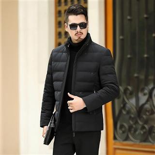 2019新款冬季男士羽绒服男款立领保暖时尚短款男装冬装外套