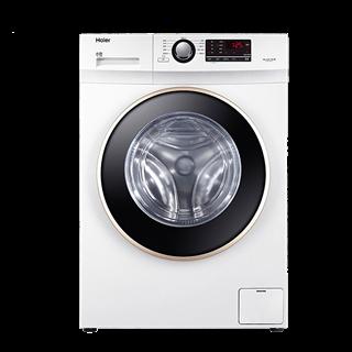 Haier/海尔XQG100U1全自动家用10公斤带烘干机洗烘一体滚筒洗衣机