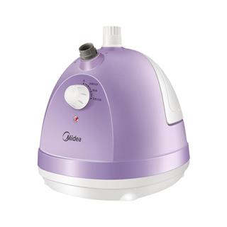 美的(Midea)挂烫机YG-JA1蒸汽1.5L 单杆 服装店商场家用手持/挂式电熨斗 紫色