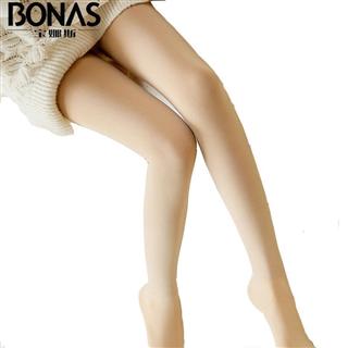 秋冬中厚光腿神器打底裤黑肤色女裸感不褪色肉色丝袜