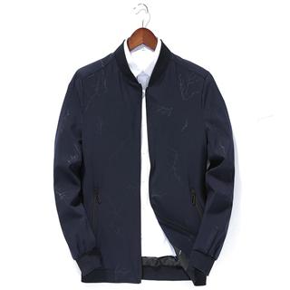 139包邮外套男春装2020新款商务休闲中年爸爸装上衣棒球领春秋季工装夹克