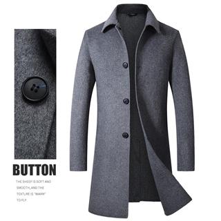 2020新款羊绒大衣 商务风衣 男士外套