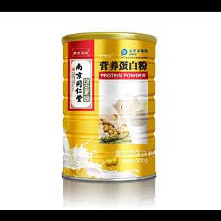 【双十二欢乐购】【南京同仁堂】营养蛋白粉500g全家营养品中老年青年儿童都可动植物双蛋白