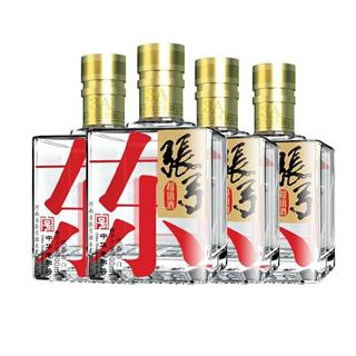 超值酒3A整箱4瓶46度浓香型高度固态白酒纯粮食酒/整箱