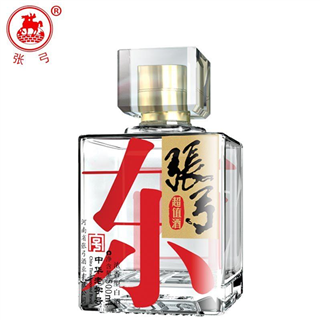 超值5A+ 38度浓香型固态白酒纯粮食酒/整箱