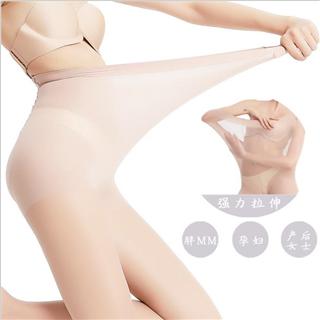 【2色/2条 39.9元】网红菠萝袜天鹅绒任意剪女士防勾丝袜光腿神器连裤袜