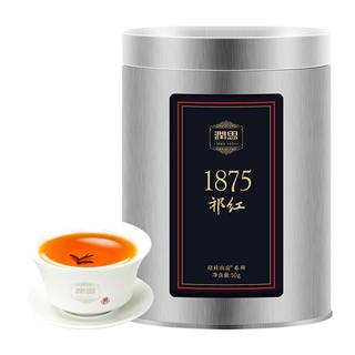 润思 祁门红茶 特级浓香型 1875祁红香螺 50g*1