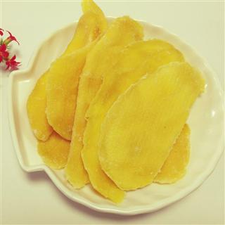 芒果干500g休闲零食果脯蜜饯水果干特产新鲜芒果片