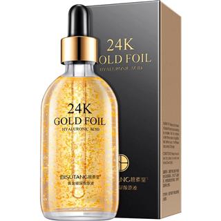 24k黄金玻尿酸原液面部护肤品39.9包邮2瓶装