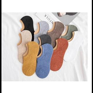 【39.9元/20双】袜子夏季纯棉浅口短袜隐形袜不掉跟男女袜