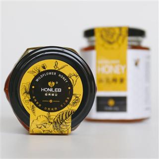 恒亮蜂业 山花蜂蜜(罐装) 250g