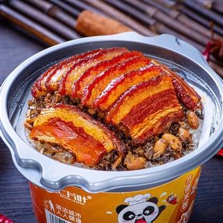 自热米饭网红自嗨自热饭小火锅速食饭煲仔饭自加热方便米饭