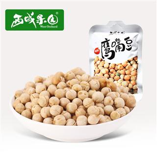 西域·香酥鹰嘴豆(原味)·120g·便 利装*5